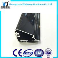 Light box aluminum alloy frame