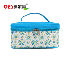 Top fashion wholesale polyester unique design large capacity carrier tote cooler bags