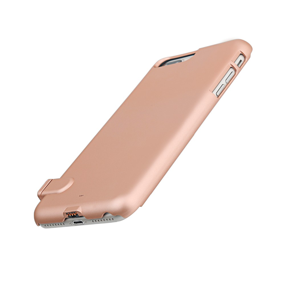 2017 wireless charger backup battery case for Apple iPhone 7 battery case