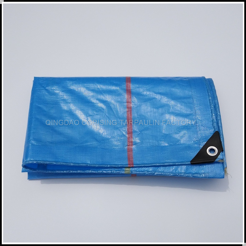 180gsm Heavy Duty Tarp For Building And Construction
