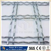 metal fence shaker screen 8 gauge welded wire mesh