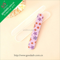 High quality emery board nail file customized personalized gift eva nail file
