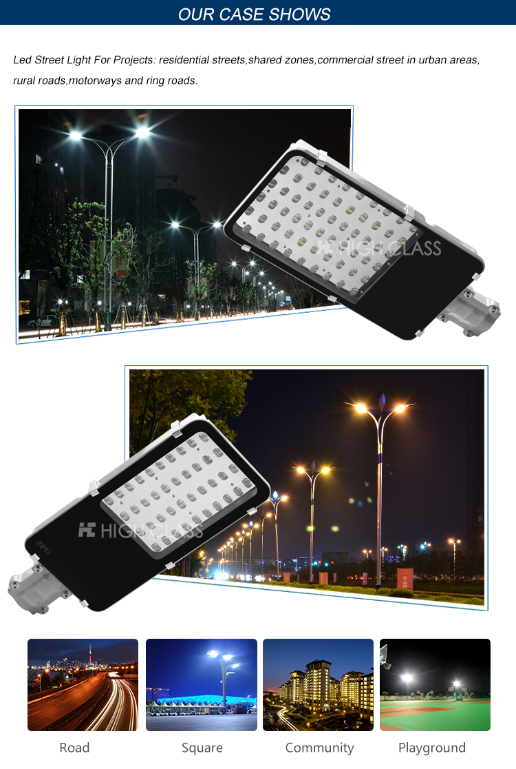 Free sample IP65 outdoor Energy saving 12W beta led street lighting