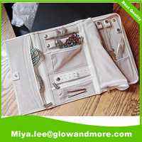 Professional factory customize high quality custom travel jewelry organizer