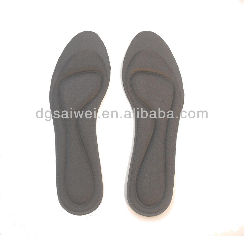 SW702 personalizado zapatos de espuma de memoria plantillas cojín ...