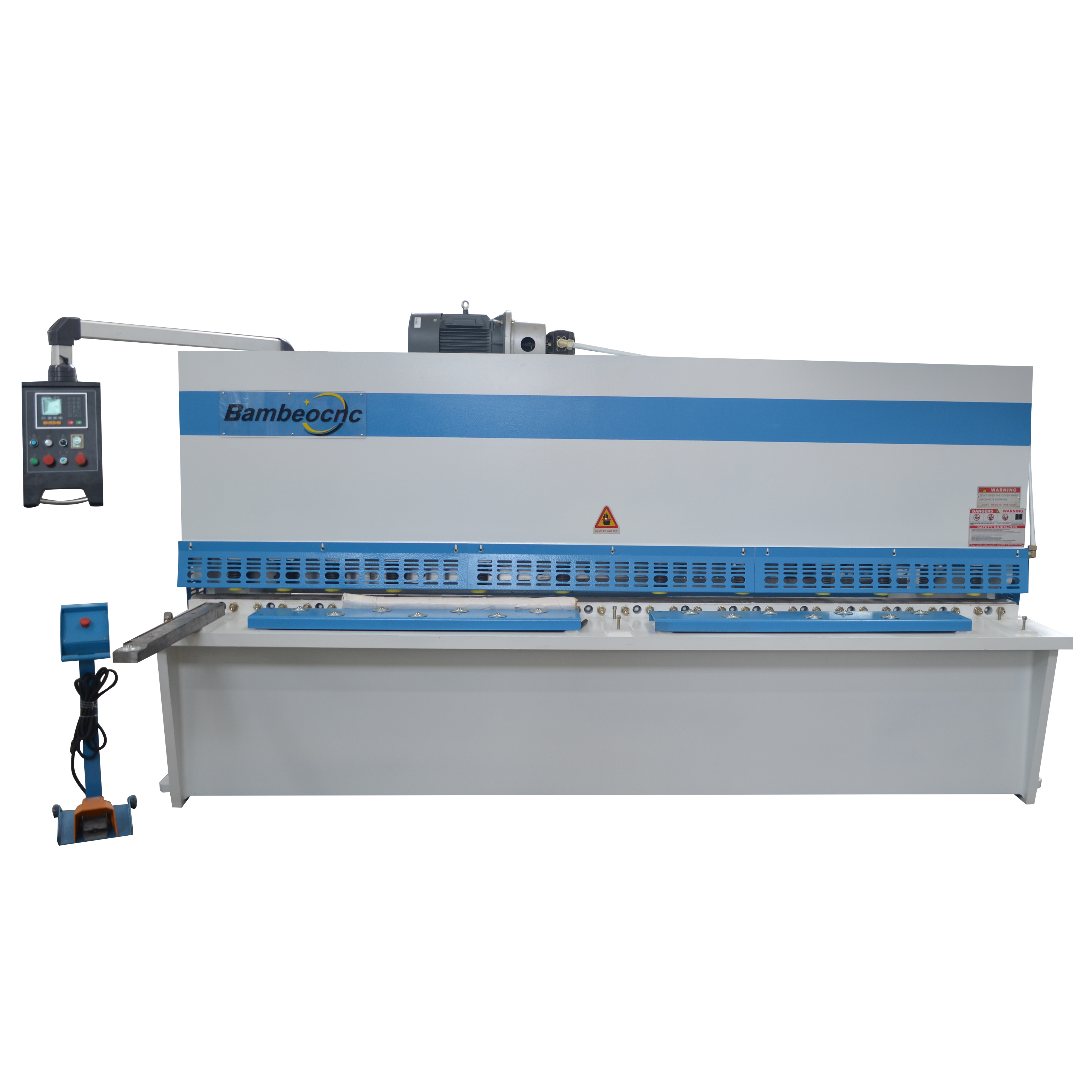 Tools 8*4000mm Hydraulic Swing Beam Shearing Machine For Metal Sheet Cutting Buy Now Machine Tools & Accessories