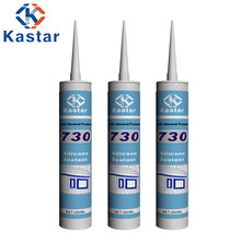 New Arrival Good Adhesion Weatherproof GP Silicone Sealant