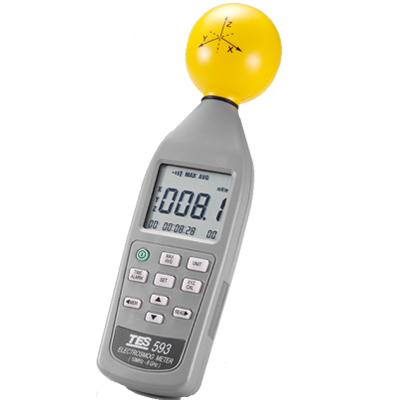 Electrosmog Meter ) Tes Model: Tes-593