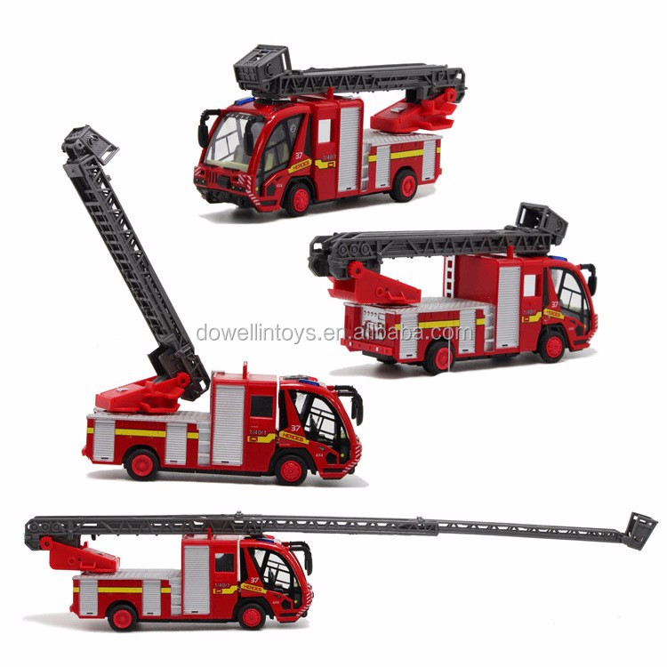dwi dowellin hot sale fire truck car 1 87 rc car wholesale. Black Bedroom Furniture Sets. Home Design Ideas