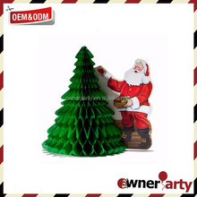 High Quality Paper Christmas Tree Decoration, Supplies Christmas Decoration