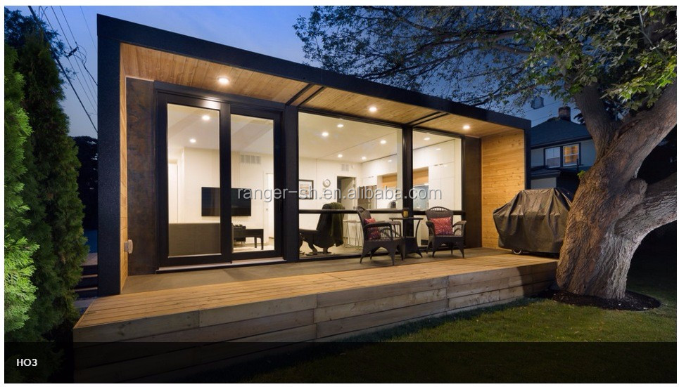 CE/ISO certification modern desing shipping container house