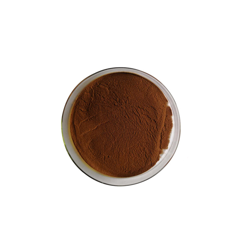 Healthy Chinese instant black tea extract brown powder