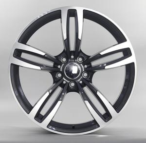 M4 M4 style wheel 20x8.5 20x10, alloy rims racing disks PCD5X120 VIA/JWL certificated