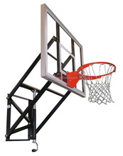 "acrylic glass 2"" thick plexiglass organic glass basketball backboard hoop"