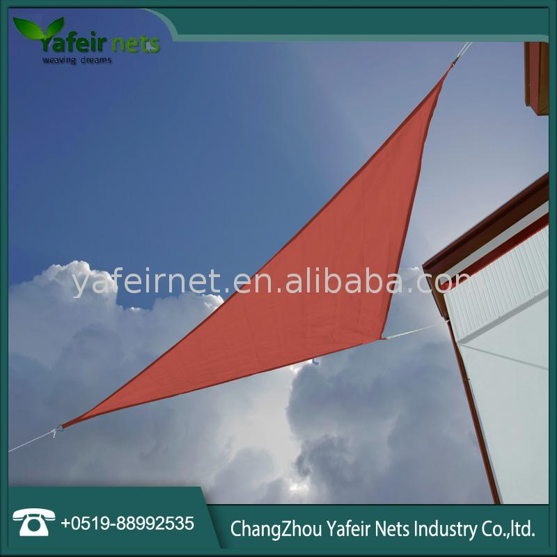 changzhou gazebo shade sail five pieces in one paper box