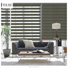 Good quality fashion combi Zebra Roller Blind and Component