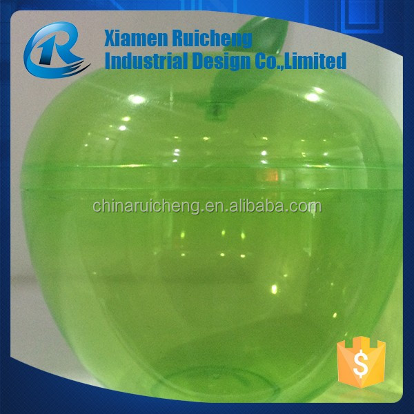 ODM Chinese different plastic green fruit shape packing injection moulds