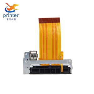 2 inch 90mm/s thermal printer mechanism compatible with FTP628 MCL103101