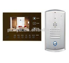 Top quality & cheapest price - DVR Video-recording door phone with 128MB to 2GB memory card PY-V2219