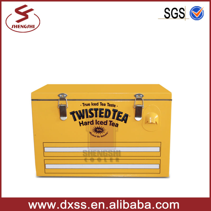 High Quality Car Used Freezer / Beer Cooler Box
