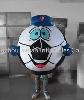 Fussball Kostum Welt Tasse Fussball Maskottchen Kostum Buy Fussball Maskottchen Kostum Fussball Kostum Erwachsene Ball Maskottchen Kostum Product On