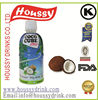 Famous brand houssy fruit juice nata de coco drink,coconut water