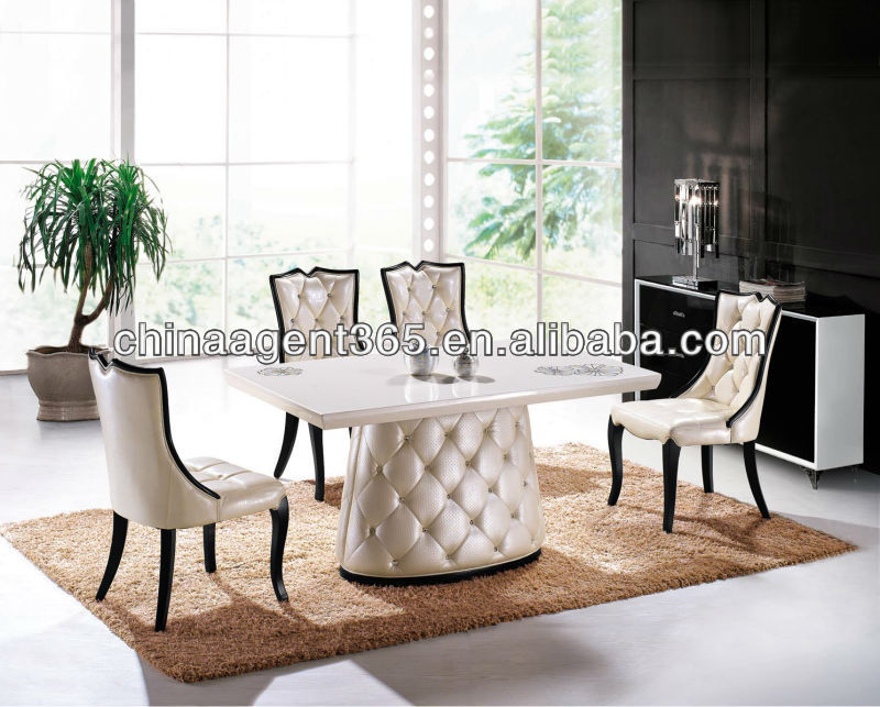 octagonal dining room table from the biggest furniture city of china