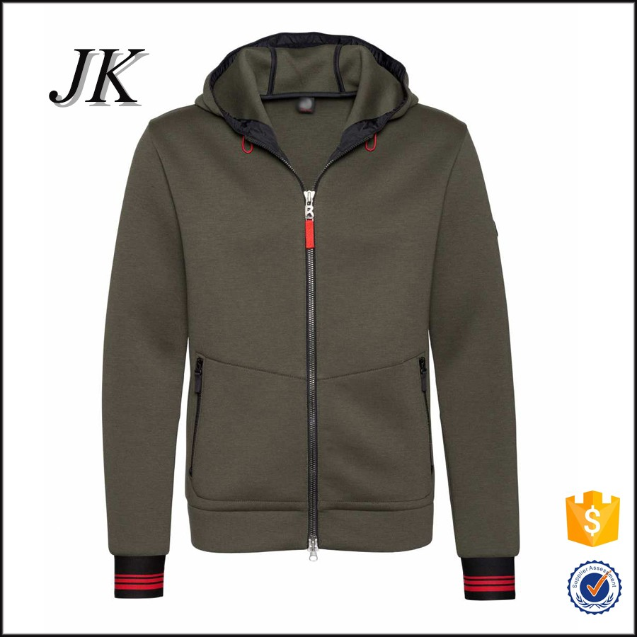 d89bc7ca158 Mens Hooded Fashion Zip Up Coats