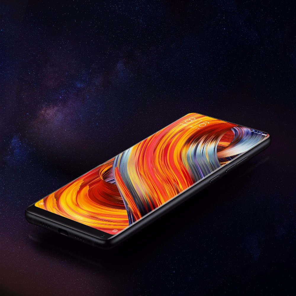 New mobile <strong>phone</strong> original Xiaomi mi mix 2 smart <strong>phone</strong> 5.99 inches display <strong>Android</strong> 7.1 Octa-core 6GB 64GB Mobile <strong>Phone</strong>
