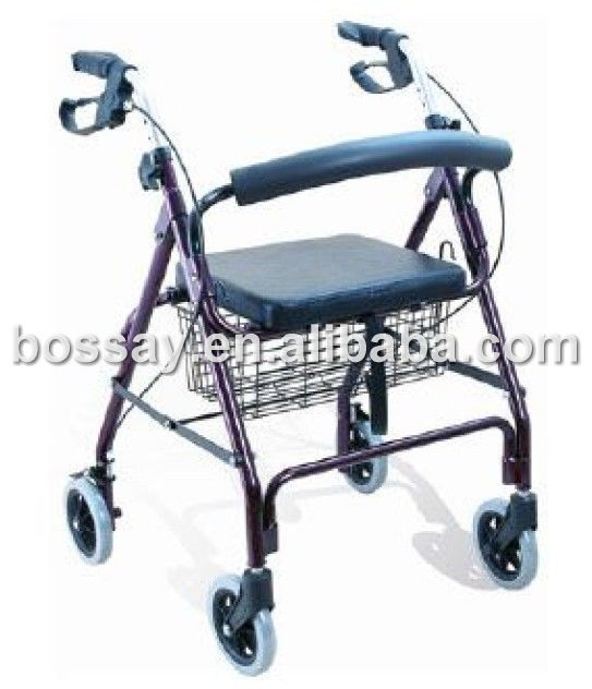 Bossay BS-592 Medical Rollator Walker