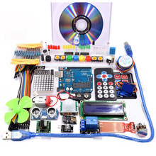Factory Outlet diy electronic kits for Arduinos starter kit  with unor3 Tutorial