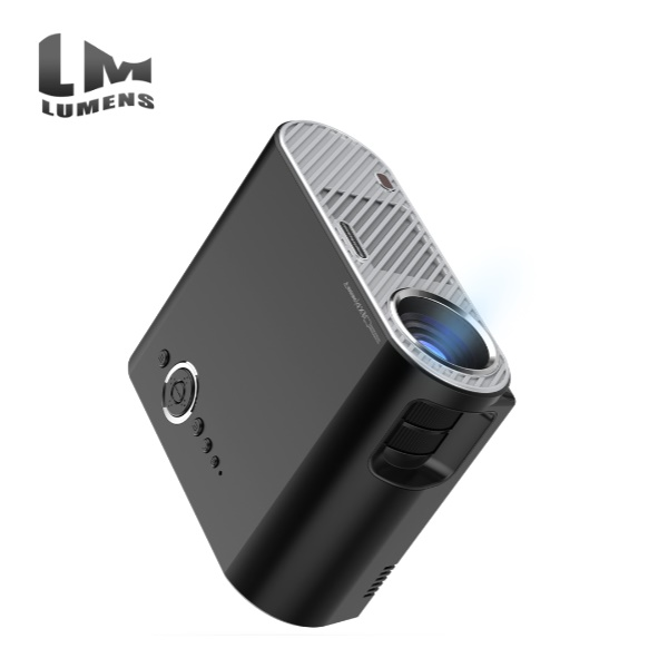 GP90UP New Portable home theater Projector,Android 4.4.2 OS version Wireless Projector with WIFI/Buletooth all in one projector