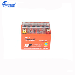 Guangzhou Gtx4L-Bs Gel Dry Cell Motorcycle Battery