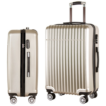 aae04a8a6 Trolley Hard Luggage Plastic Abs Pc Luggage Travel Case - Buy ...