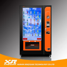 China factory provide 55 inches touch screen vending machine /Smart Vending Machine