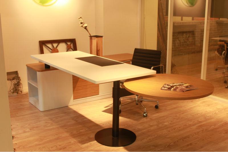 Modern Office Secretary Desk Table Whole Suppliers Alibaba