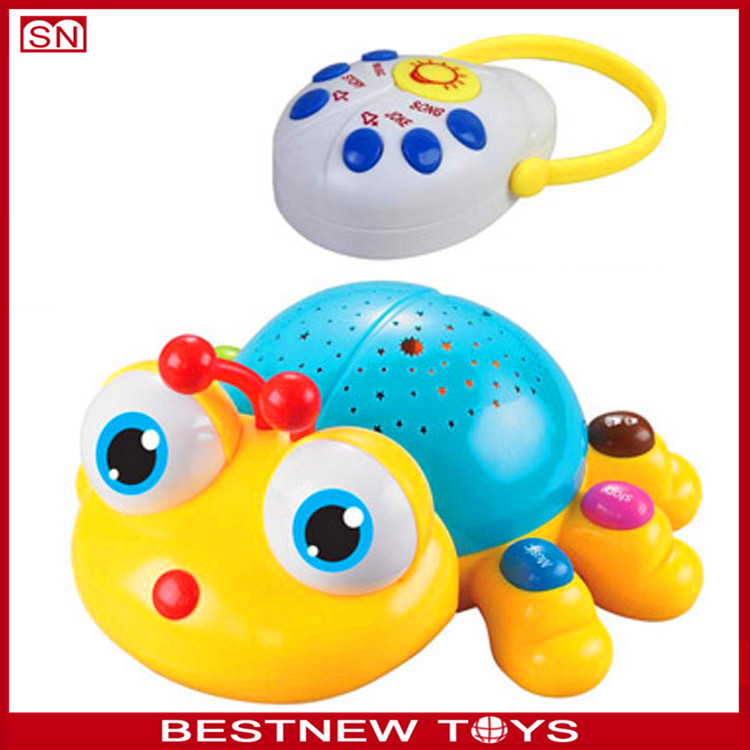 Mini Power Robot Insect RC Toy For Kids