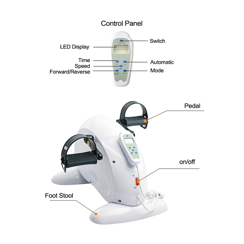 Indoor Exercise Bike fro Disable and Elderly use