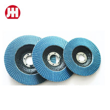 Factory hot sale flap disc rubber back grinding wheel