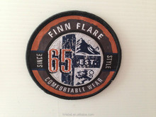 comfortable wear Woven Patch, Custom Designs are Available