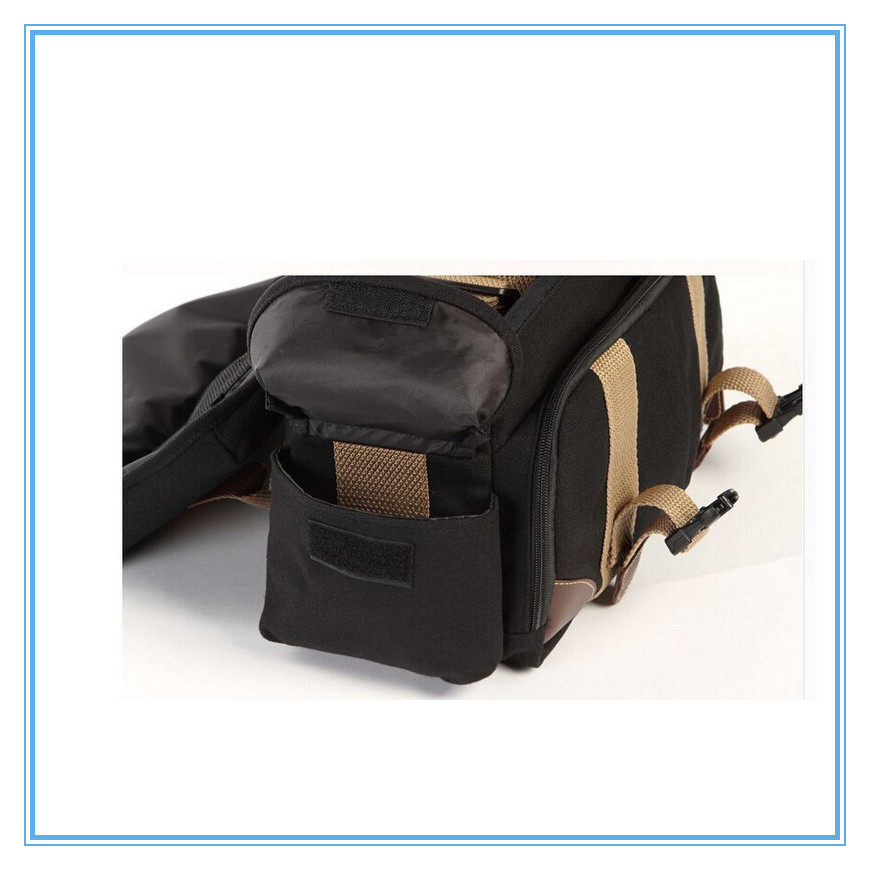New style sell black digital vintage camera bags canvas camera bags alibaba