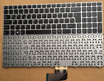 Laptop Keyboard For Casper Nirvana C17 C15 Silver Frame ...