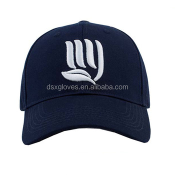 Custom 100% Cotton Baseball Cap 6 Panel Baseball Cap Can Put Your Own Logo  On Cap - Buy 6 Panel Baseball Cap d801dcbffae