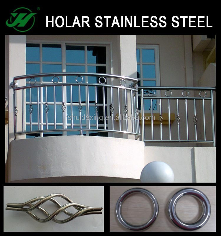 Decorative Stainless Steel Balcony Steel Grill Design Buy Balcony