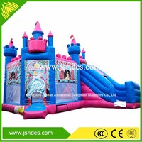 frozen bounce house/jumping castle inflatable/frozen jumping caslte