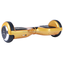 CHIC License cheap mini smart hover board gold 6.5 two wheel hoverboard scooter
