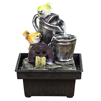 Home Decor Water Fountains.Home Decor Resin Water Fountain With Birds Buy Water Fountain Statue Water Fountain With Birds Home Water Fountains Product On Alibaba Com