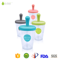 Leakage proof blank coffee mugs wholesale with straw