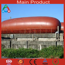 China Industrial Waste Management Biogas Digester