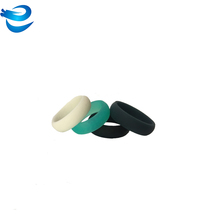 slim silicone plastic finger ring, silicone ring adjuster